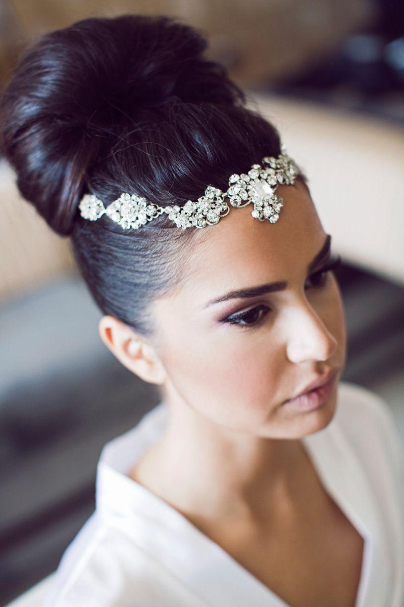 Loving this hair/head piece | Bridal Accessoires | Pinterest ...