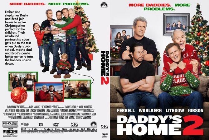 Daddy 039 S Home 2 2017 Dvd Custom Cover Dvd Cover Design Custom Dvd Dvd Covers