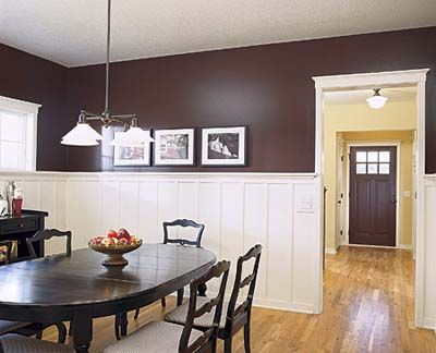 Brilliant Interior Paint Color Schemes