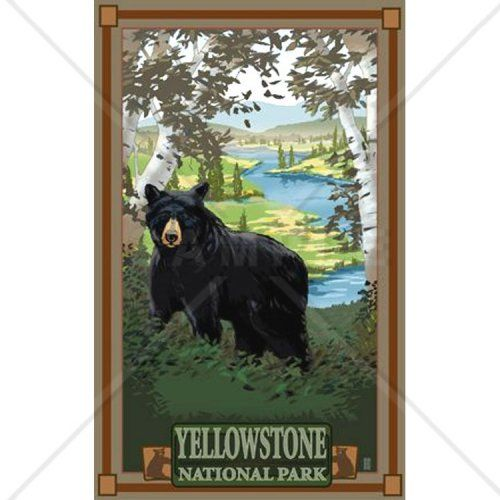 OLD FAITHFUL  of YELLOWSTONE Counted Cross Stitch Chart