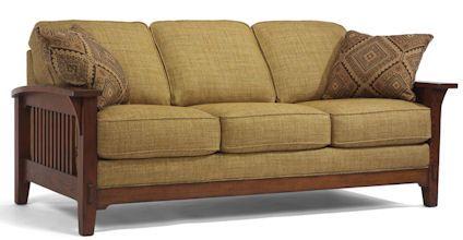 Flexsteel Furniture: Las Cruces Furniture Collection: Las CrucesSofa  (6993 31)