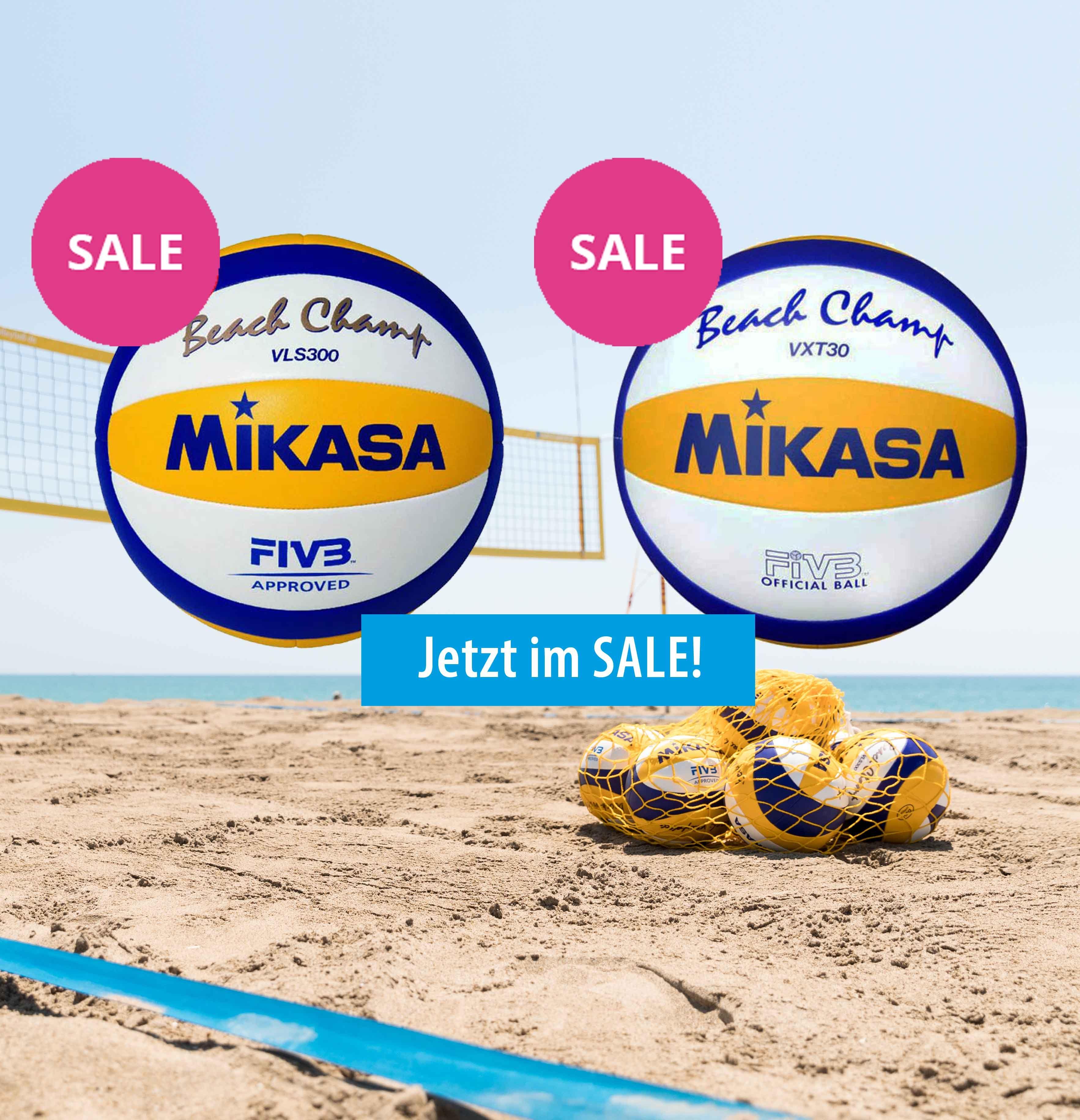 Jetzt Im Sale Der Vls 300 Und Der Vxt30 Beachvolleyball Mikasa Spielball Fivb Tkbeachtour Beach Volleyball Volleyball Olympische Spiele