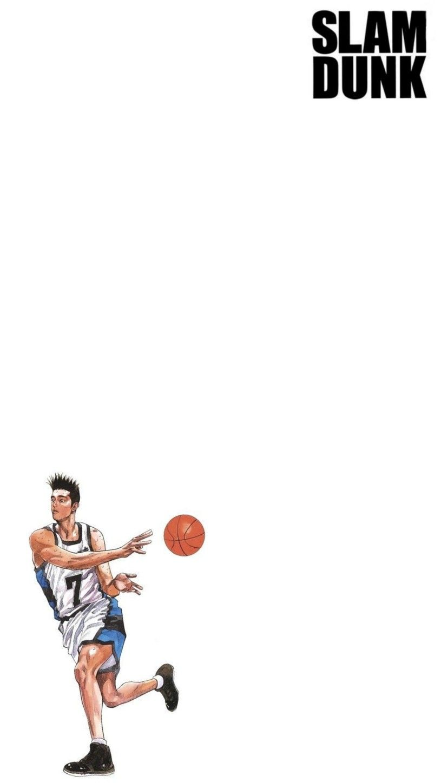 Slam Dunk Wallpapers おしゃれまとめの人気アイデア Pinterest Pedro Azocar スラムダンク バスケットボール イラスト スラムダンク イラスト