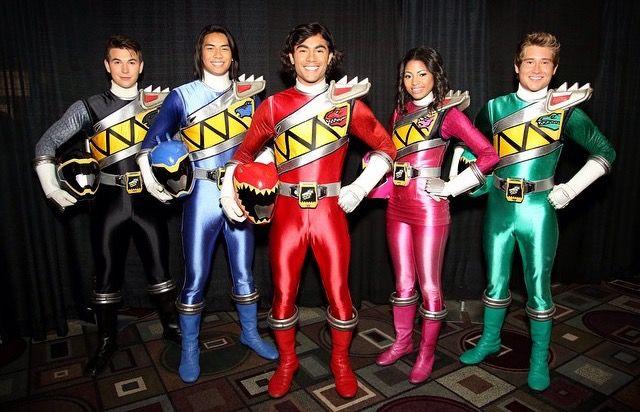 Power Rangers Fanartikel