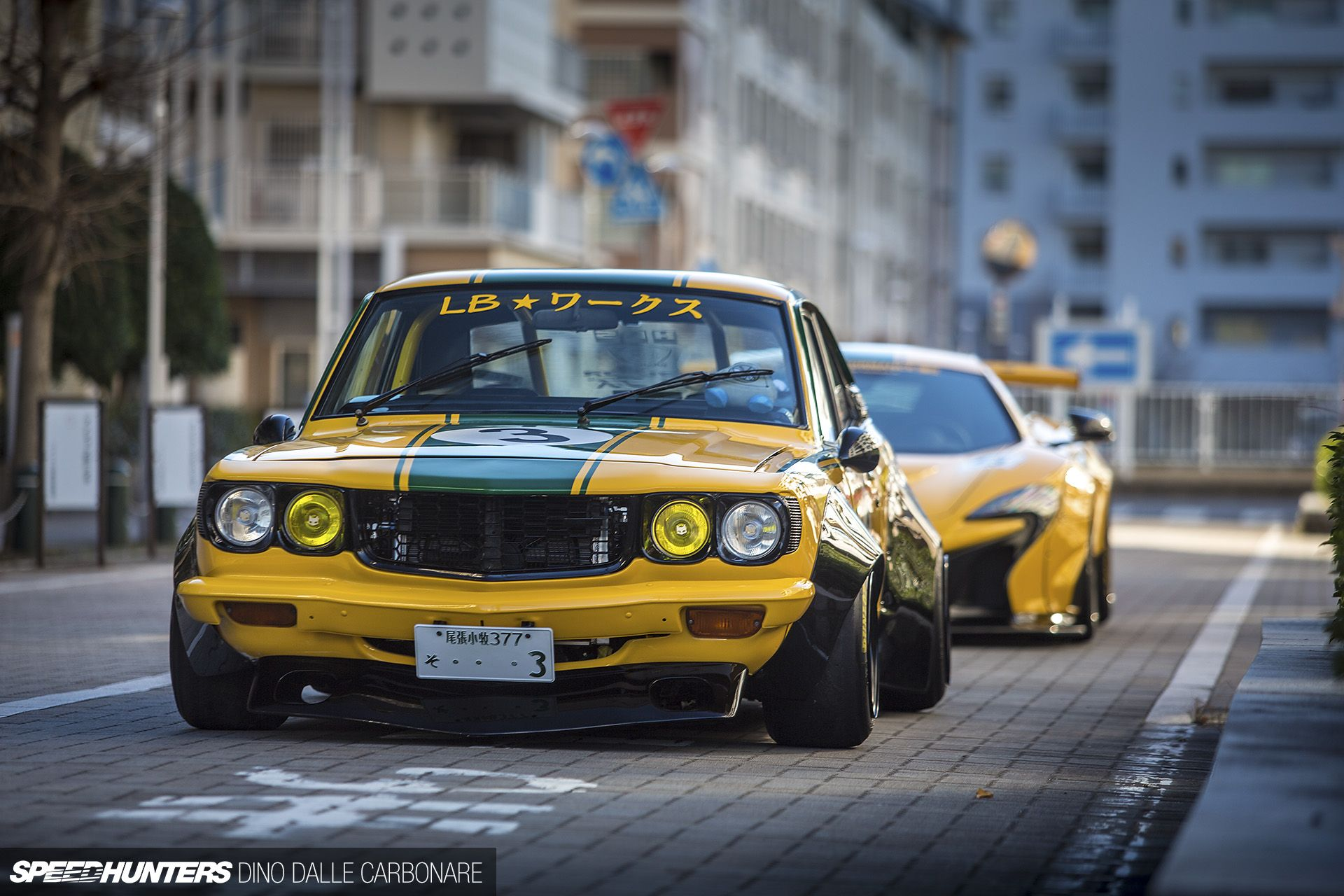 The Collection Expands: Kato\'s Mazda RX-3 | Mclaren 650s, Liberty ...