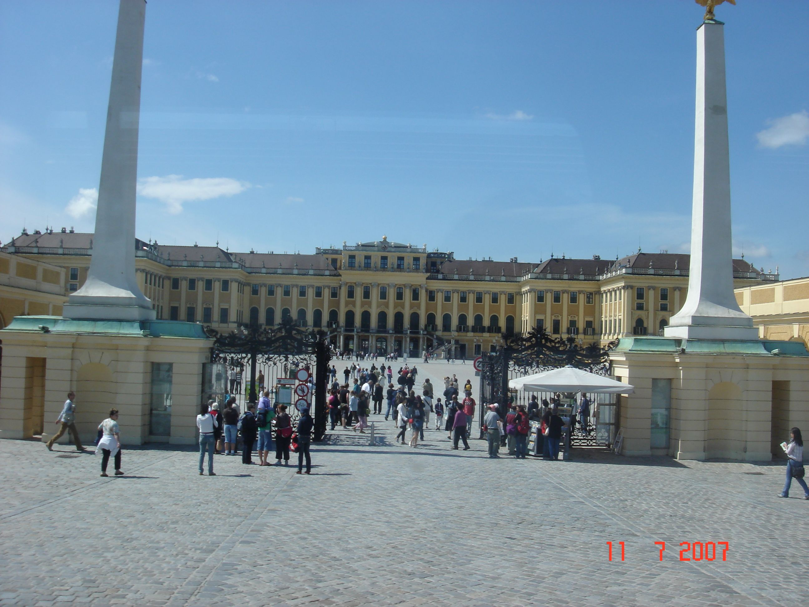 Schönbrunn Palace-Vienna