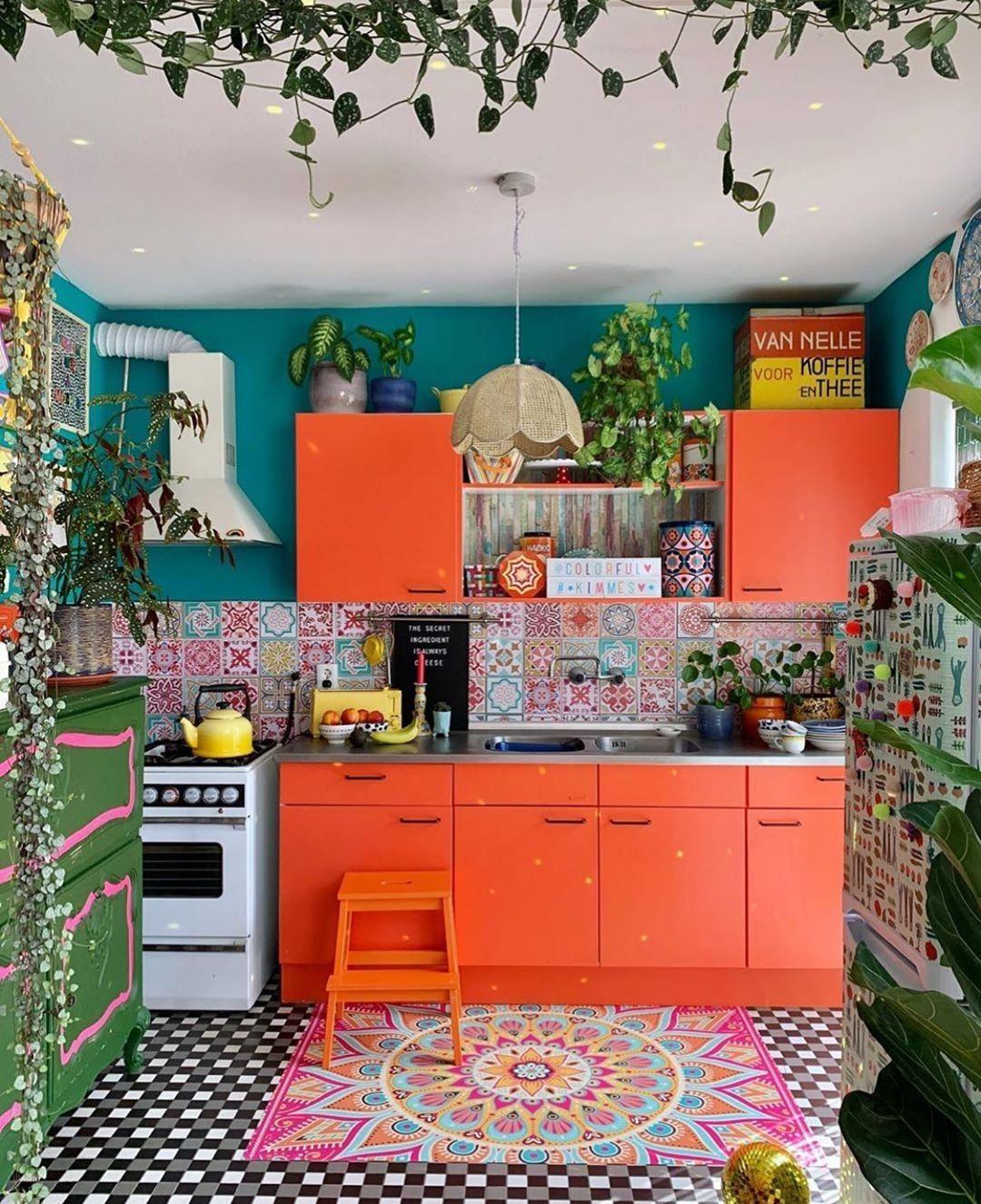 Modern Bohemian Kitchen Designs Bohemian Kitchen Decor Kitchen