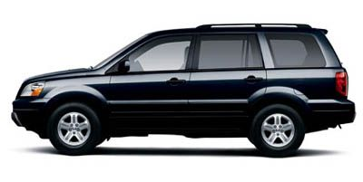 2005 Honda Pilot Manufacturer Service Schedule And History