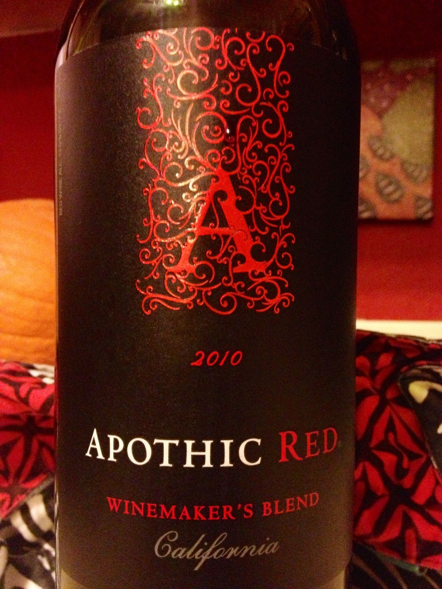 Apothic Red A Wonderful Inexpensive Red Blend Of Zinfandel Syrah Cabernet Sauvignon And Merlot This Is One If Our Go To Wines Favorite Wine Wines Syrah