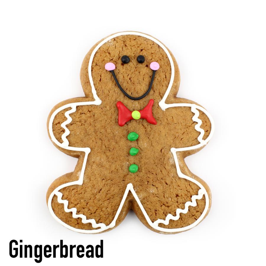 Gingerbread Flavor Coffee Gingerbread Coffee Flavor Gingerbread Man