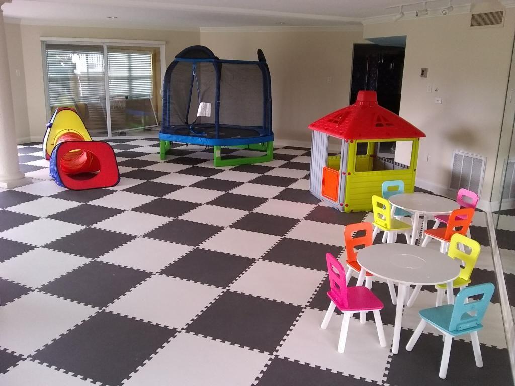 Foam Interlocking Mats For Kids In 2020 Playroom Flooring Foam Tiles Playroom Kids Playroom Wall Art