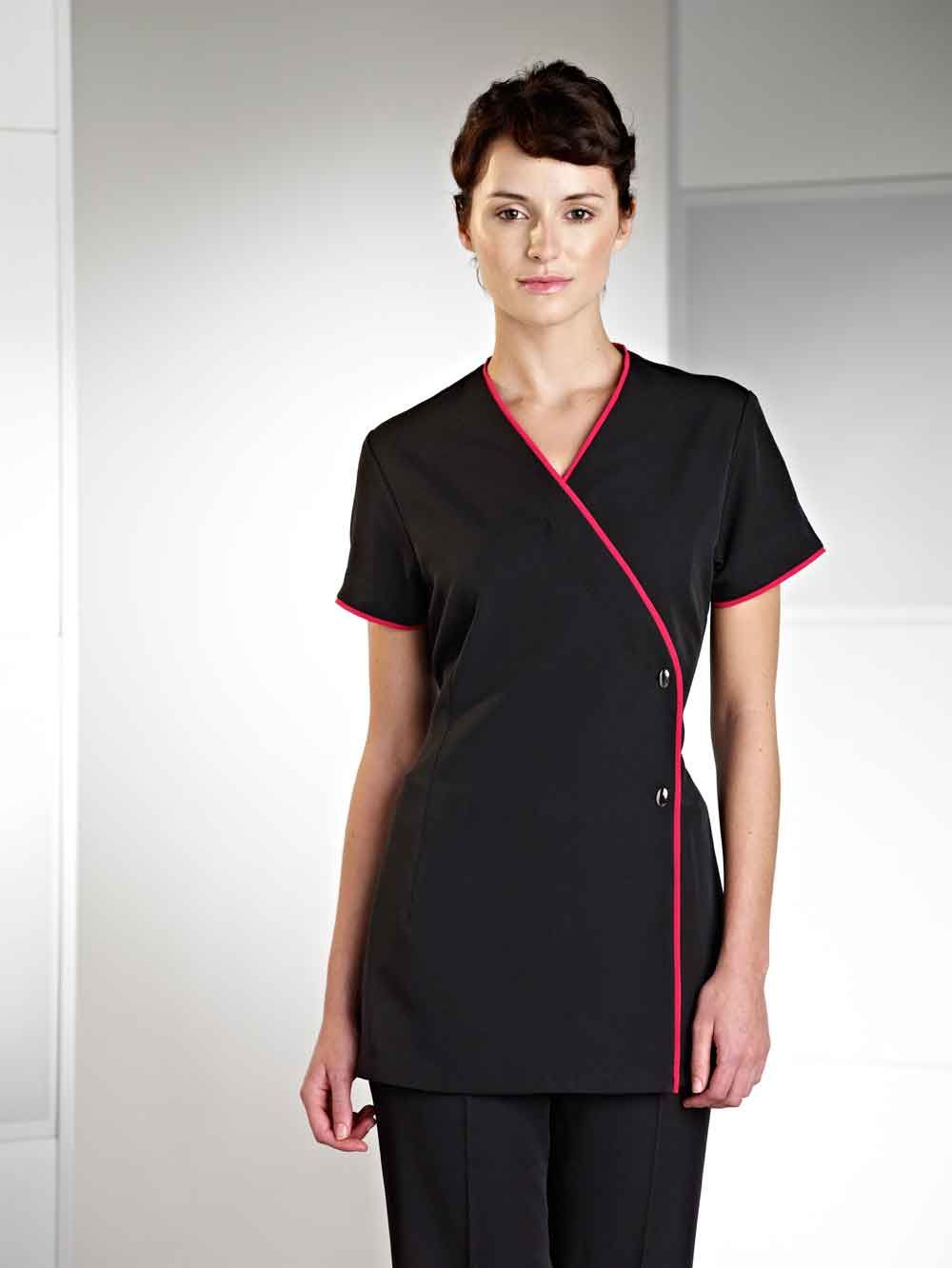 Eco uniforms hotels google search uniforms pinterest for Uniform spa salon