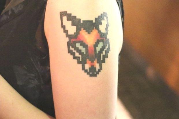 Photo of #Designer #Graphic #MindBlowing #Pick #tattoo #unusual