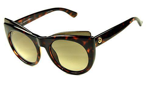 70f461a66d9 Gucci GG3781 S Sunglasses Color LSDHA Havana Brown gradient