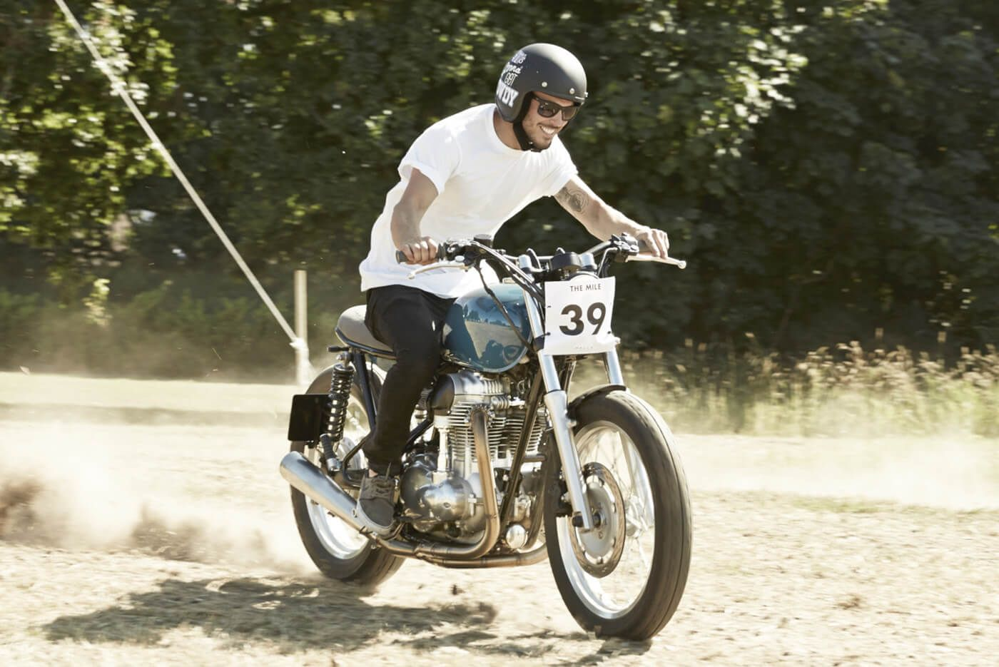 W650 Motocross Kawasaki W800Biker