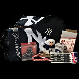 New York Yankees Christmas Gift Basket | Christmas gift ...  |Baseball Sympathy Gifts
