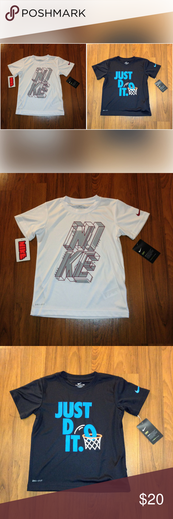 Nike Dri Fit Boy S Graphic T Shirt Size 7 New Nwt Nike Dri Fit Shirt Size Dri Fit