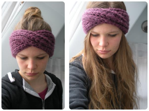 Free Pattern Knit Turban Headband Turban Headbands Free Pattern