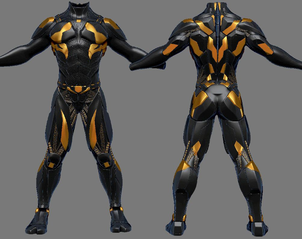 Suit SciFi by Sidimention | Sci-Fi | Pinterest | Sci fi ...
