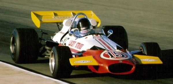 Dave Charlton - 1971 - Brabham BT33