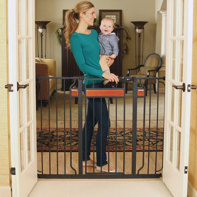 Extra Tall Home Accents WalkThru Gate Safety Gate Baby