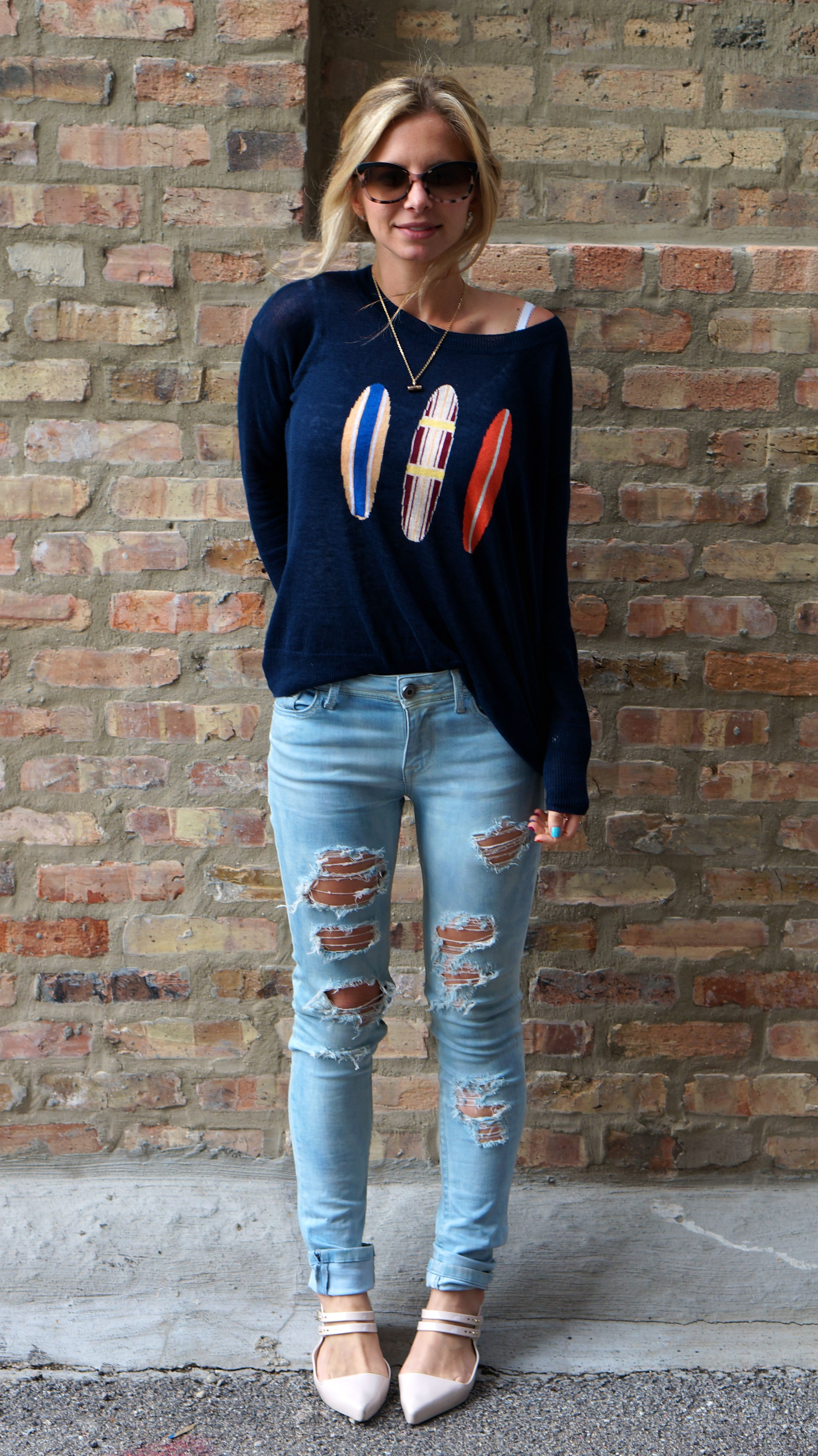 Outfits Tumblr with ripped jeans fotos