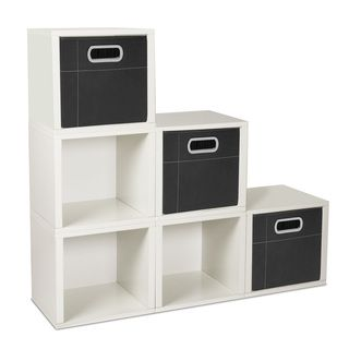 Modular zBoard Storage Cubes (Set of 6) | Overstock.com Shopping - The Best Prices on Storage & Organization
