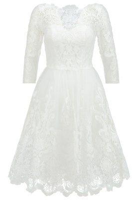 Cocktailkleid / festliches Kleid - white
