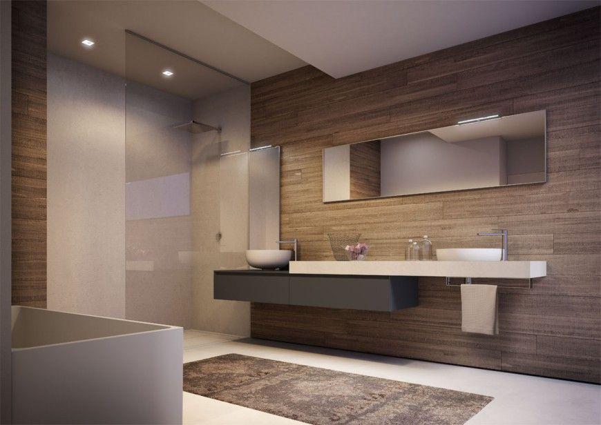 Rendering interni arredo bagno cubik neiko per idea for Idea casa mobili