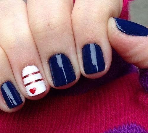 Cute nail ideas tumblr nails pinterest pedicures and makeup cute nail ideas tumblr prinsesfo Gallery