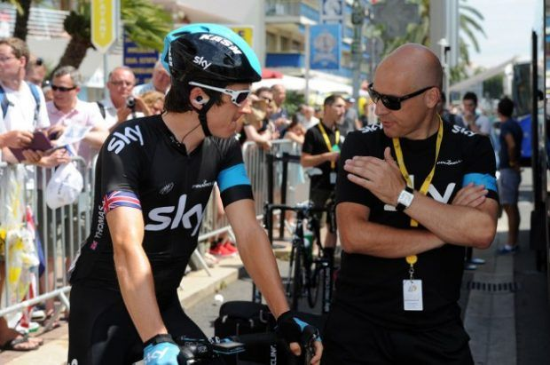 """Team Sky boss Dave Brailsford is facing intense pressure after David Kenworthy, the chairman of UK Anti-Doping, termed the explanations offered by British Cycling and Team Sky figures to the Commons' Culture, Media and Sport Select Committee on anti-doping as """"very disappointing"""".  #Team #Sky Boss #Brailsford Under Intense Pressure https://www.evolutionary.org/team-sky-boss-brailsford-under-intense-pressure/"""