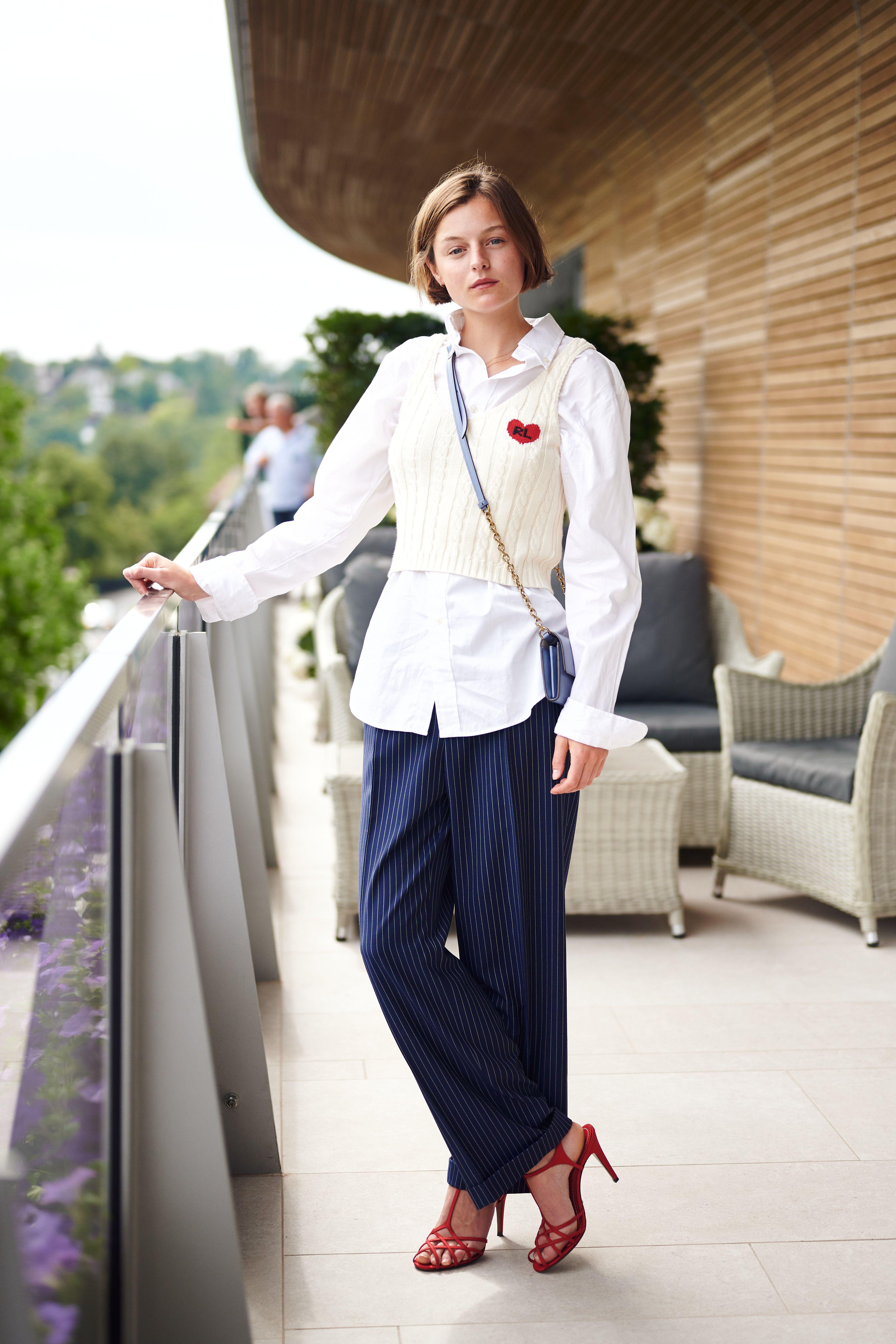Wimbledon 2019 Celebrity Style Style Stylish Celebrities