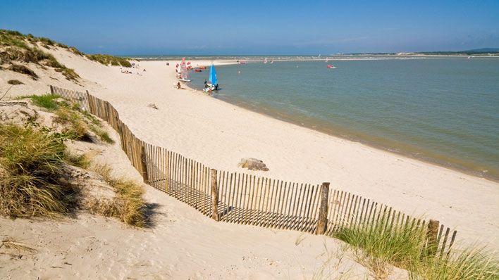 Sand Beach Cote D Opale North Of France Les Dunes Pas De Calais Touquet Paris Plage Ville France Plage Du Nord