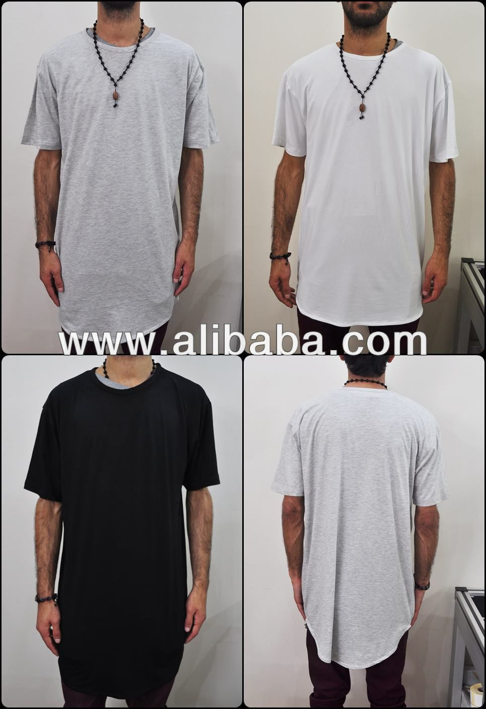 Extended Drop T Shirt Oval Hem Kanye West Style Silky Long T Shirt Photo Detailed About Extended Drop T Shir T Shirt Picture T Shirt Photo Kanye West Style