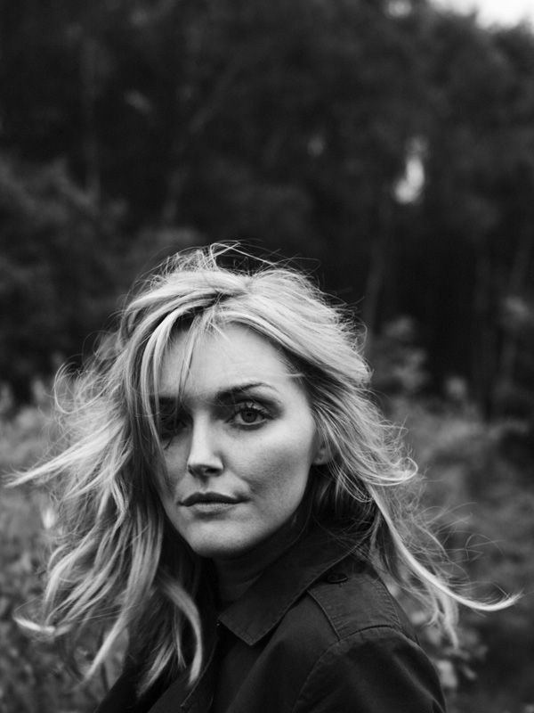 Aubin & Wills F/W 12.13 : Sophie Dahl & Andre Van Noord - the Fashion Spot