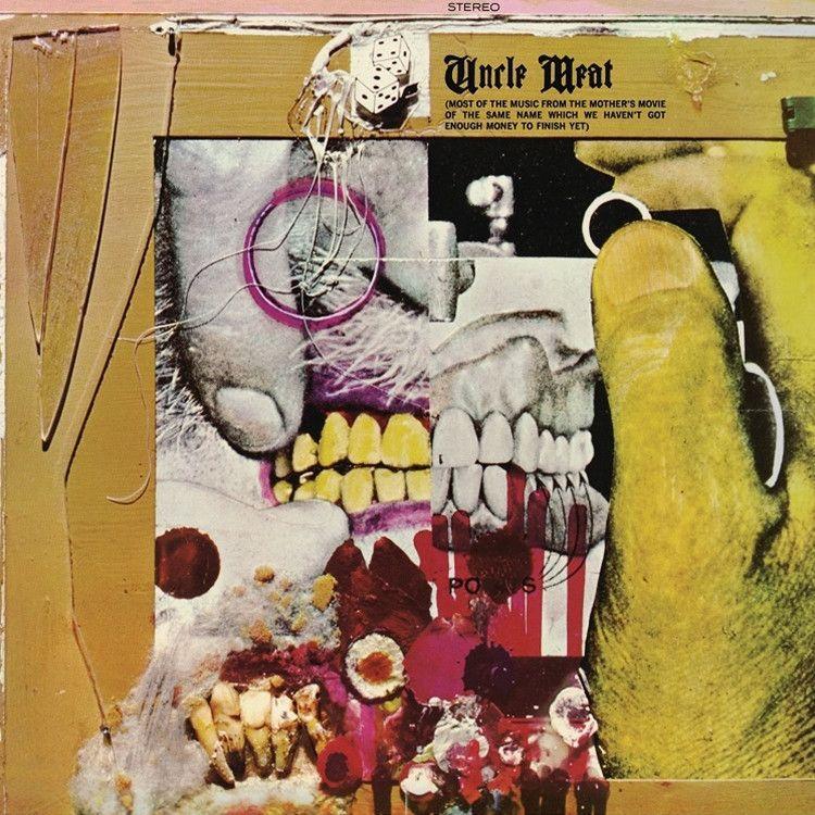 Frank Zappa Uncle Meat 180g Vinyl 2lp Frank Zappa