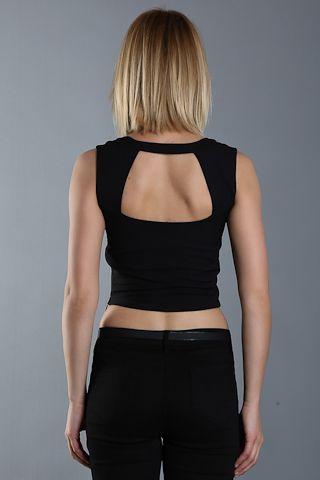409-SATEEN 101-9770 GLOPLU KISA BLUZ #fashion #moda #style #sateencom www.sateen.com.tr