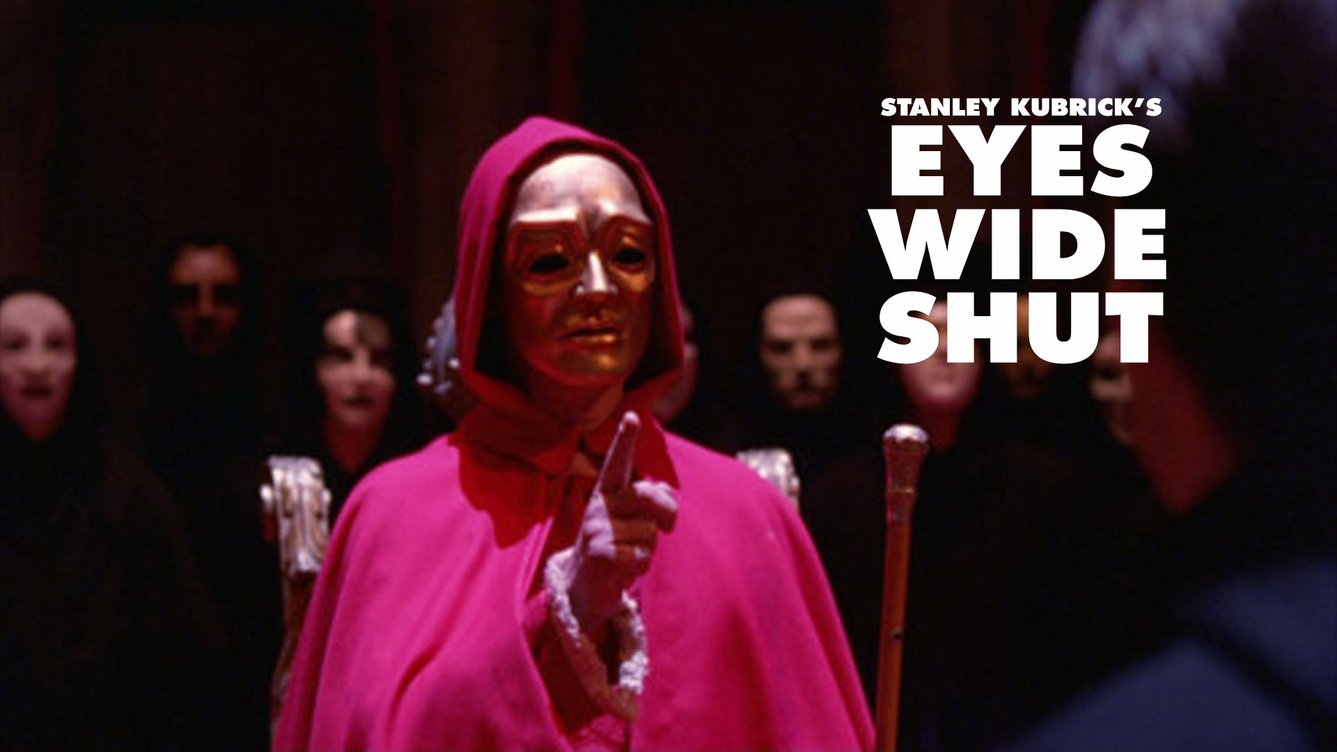 Stanley Kubrick's Eyes Wide Shut