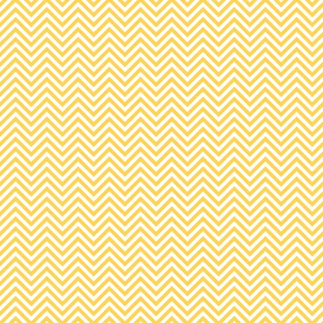chevron pinstripe yellow fabric by misstiina on Spoonflower - custom fabric