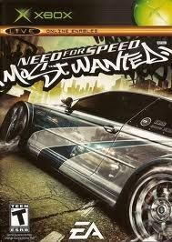 Need For Speed Most Wanted Xbox Game Need For Speed Games