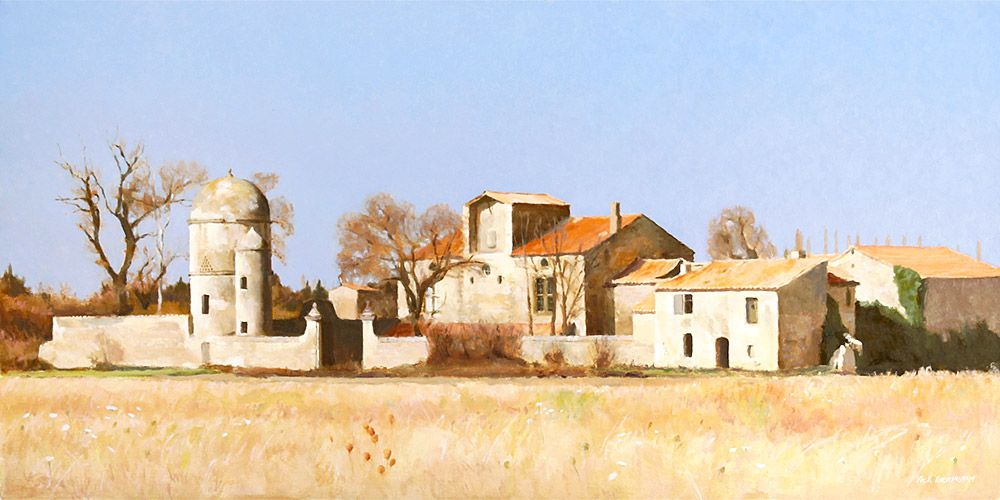 Rick Everingham's Farmhouse-Provence