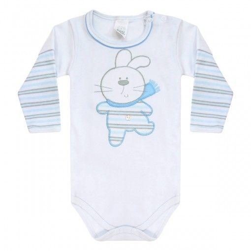 87da84900 Body para Bebê Menino Inverno - Patimini    764 Kids Loja Online ...