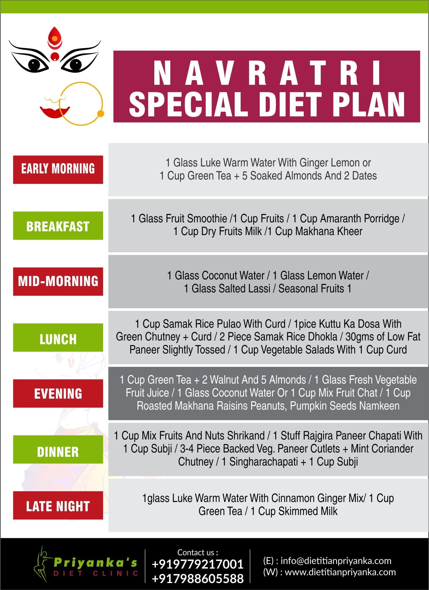 Looking for the navratri special diet plan if yes here we have  perfect solution you choose this healthy also rh pinterest