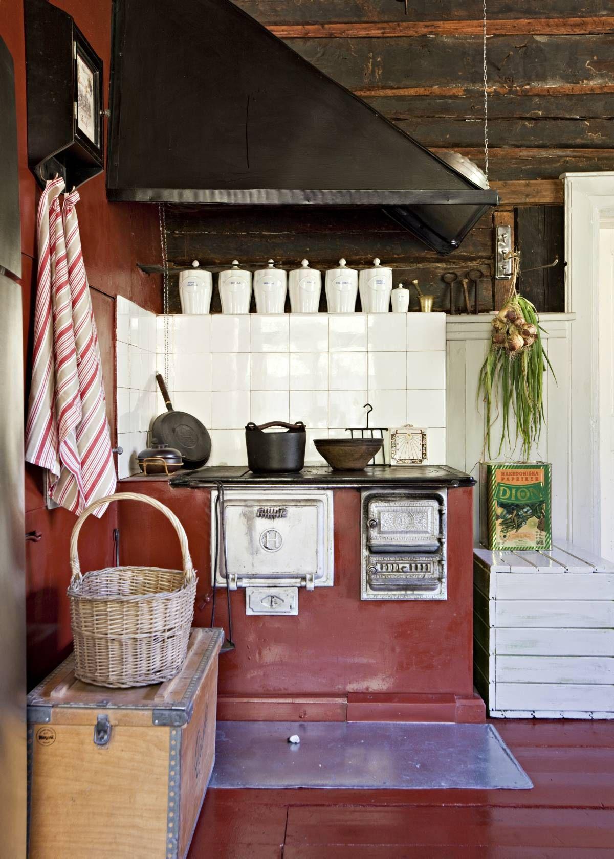 Maltti on valttia perinnerakentamisessa   unelmien keittiöt ...