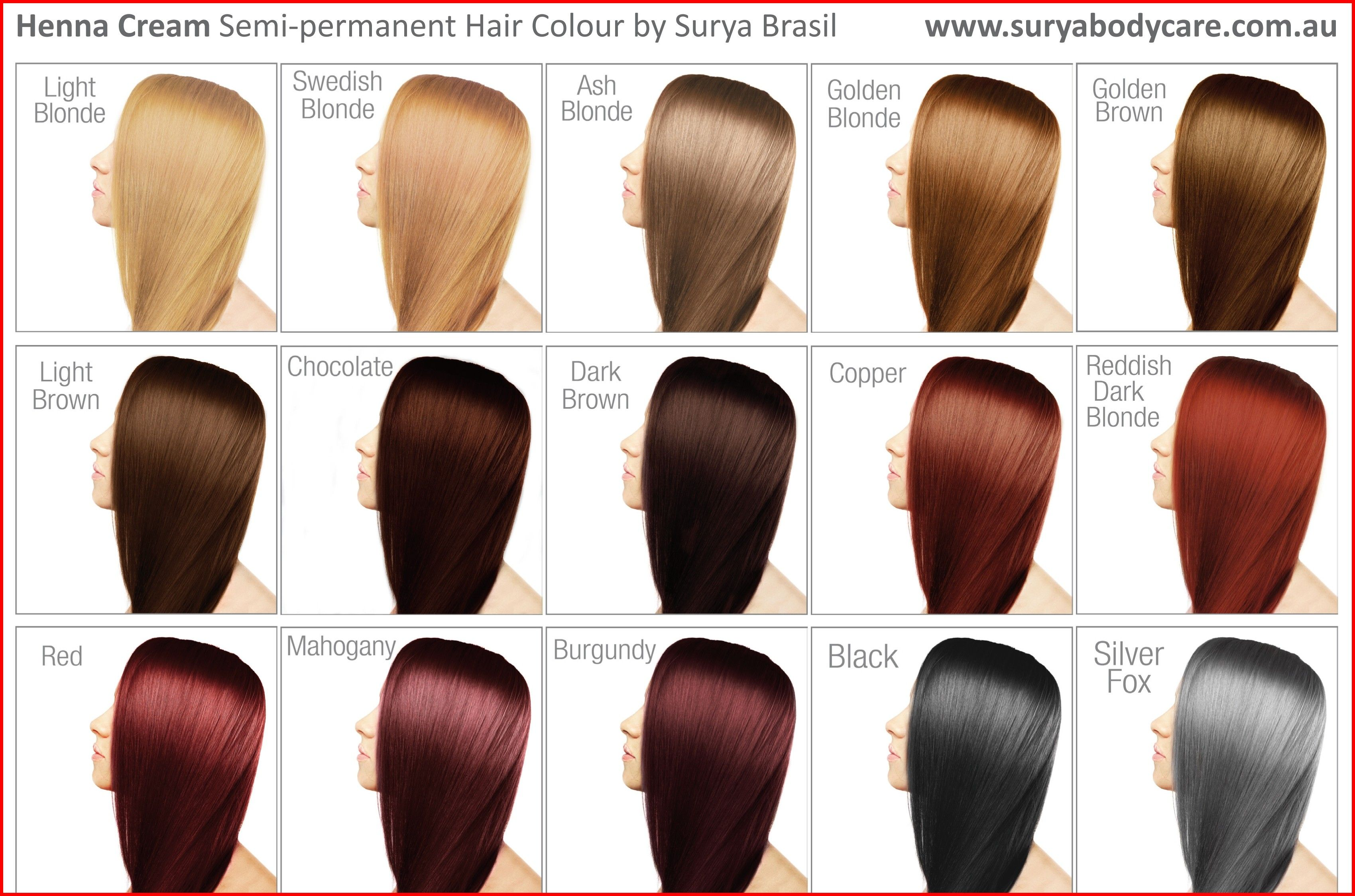 Keune Hair Color Chart 269335 Shades Red Hair Color Chart Keune