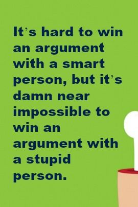 A Person Is Smart Quote