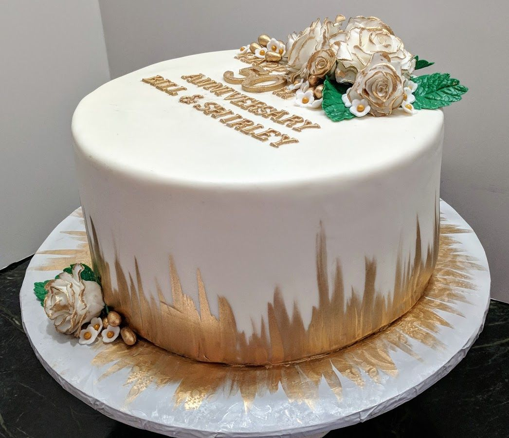 Buttercream Wedding Cakes And Desserts: Anniversary Cakes