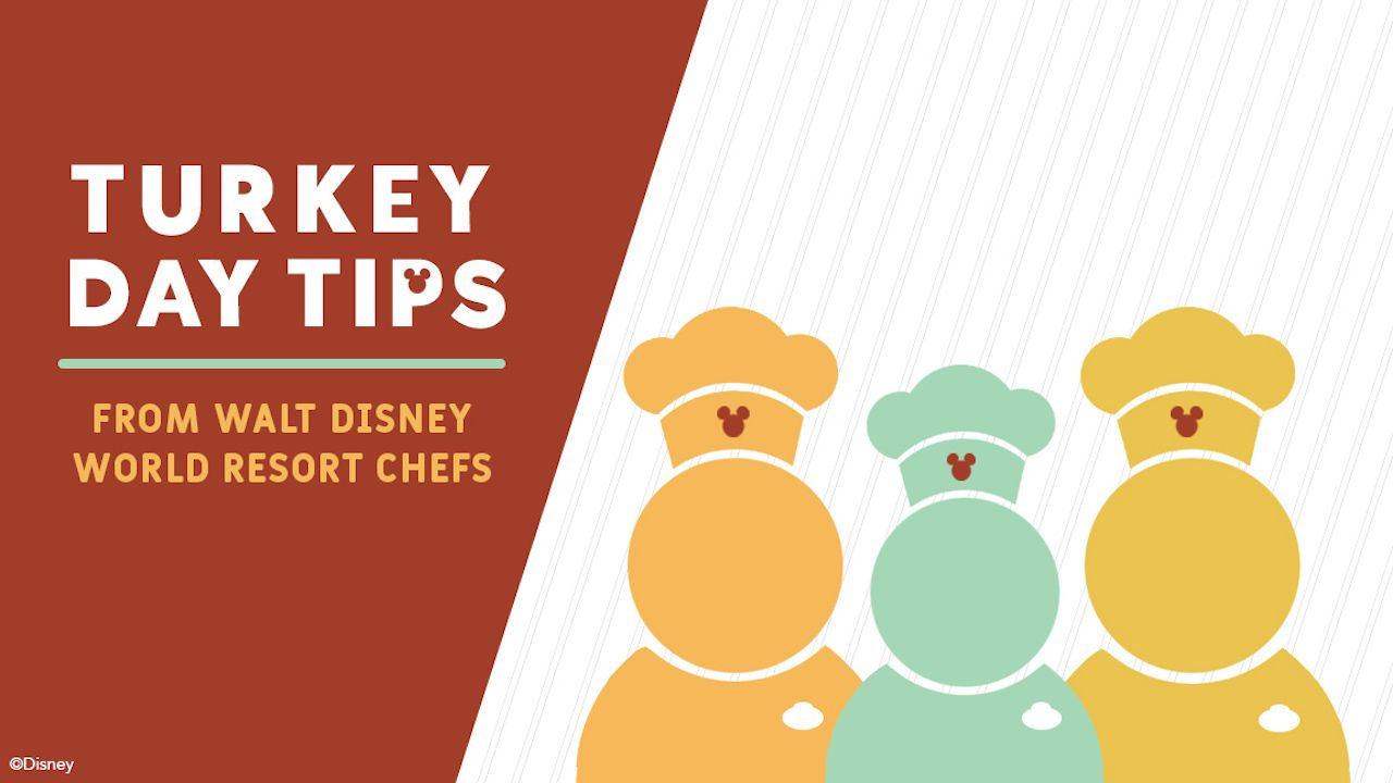 Disney Chefs Team Up To Bring Thanksgiving Magic To The Community And Your Family Disney Disney Parks Blog Disney World Resorts
