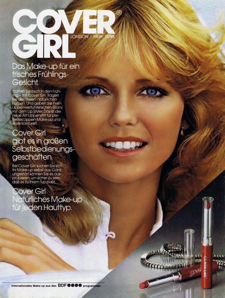 Cheryl Tiegs cover girl Cheryl tiegs, Original