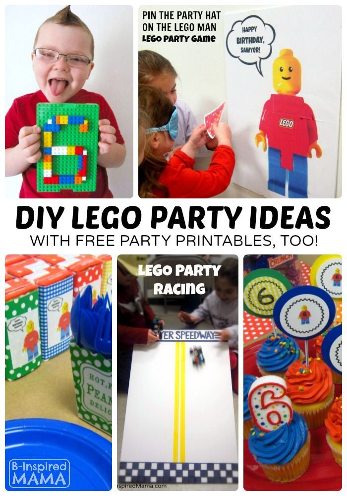 Lego party ideas free lego printables free lego lego and free diy kids lego party ideas free lego printables at b inspired mama solutioingenieria Images